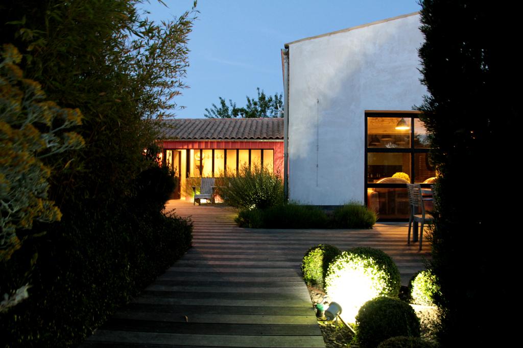 Sauzelle la blanche aliz chauvet architecte 17 for Jardin passion la rochelle 2015