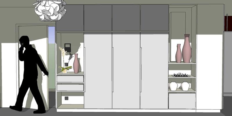 Aliz chauvet architecte projet mobilier aliz chauvet architecte 17 - Cabinet medical la rochelle ...