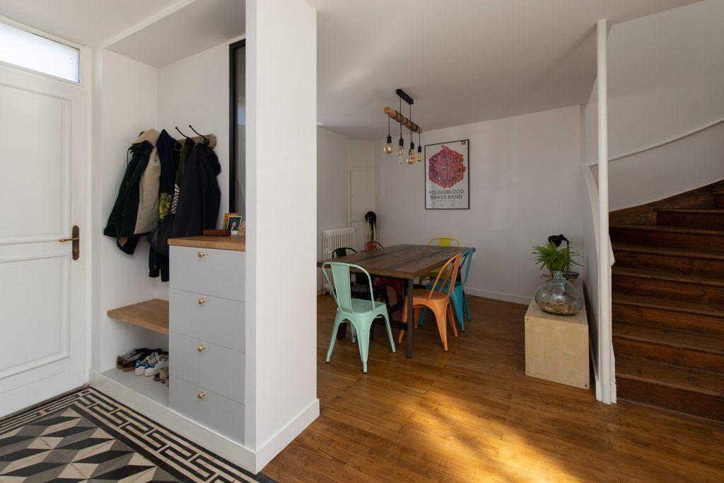 r novation maison quartier lafond beauregard la rochelle aliz chauvet architecte 17. Black Bedroom Furniture Sets. Home Design Ideas