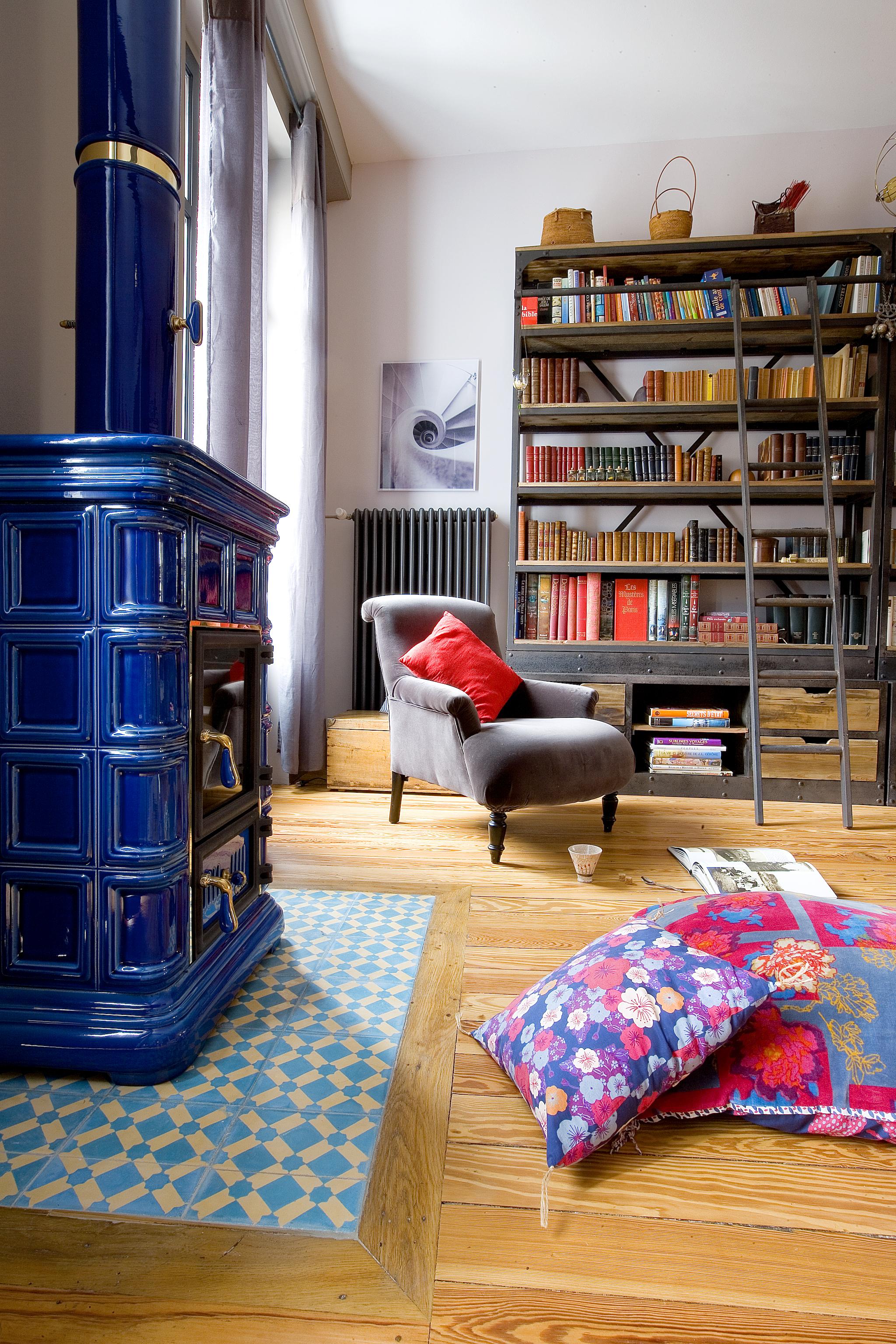 amenagement interieur la rochelle alize chauvet architecte. Black Bedroom Furniture Sets. Home Design Ideas